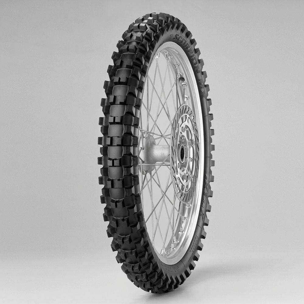Pirelli Scorpion MX Extra X Front 80/100-21 M/C 51M MST