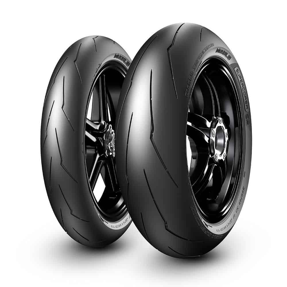Pirelli Diablo Supercorsa SP 3 Front 120/70ZR-17 M/C (58W) TL