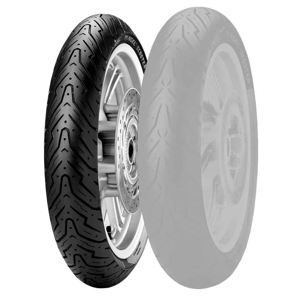 Pirelli Angel Scooter F&R 110/70-16 M/C 52P TL