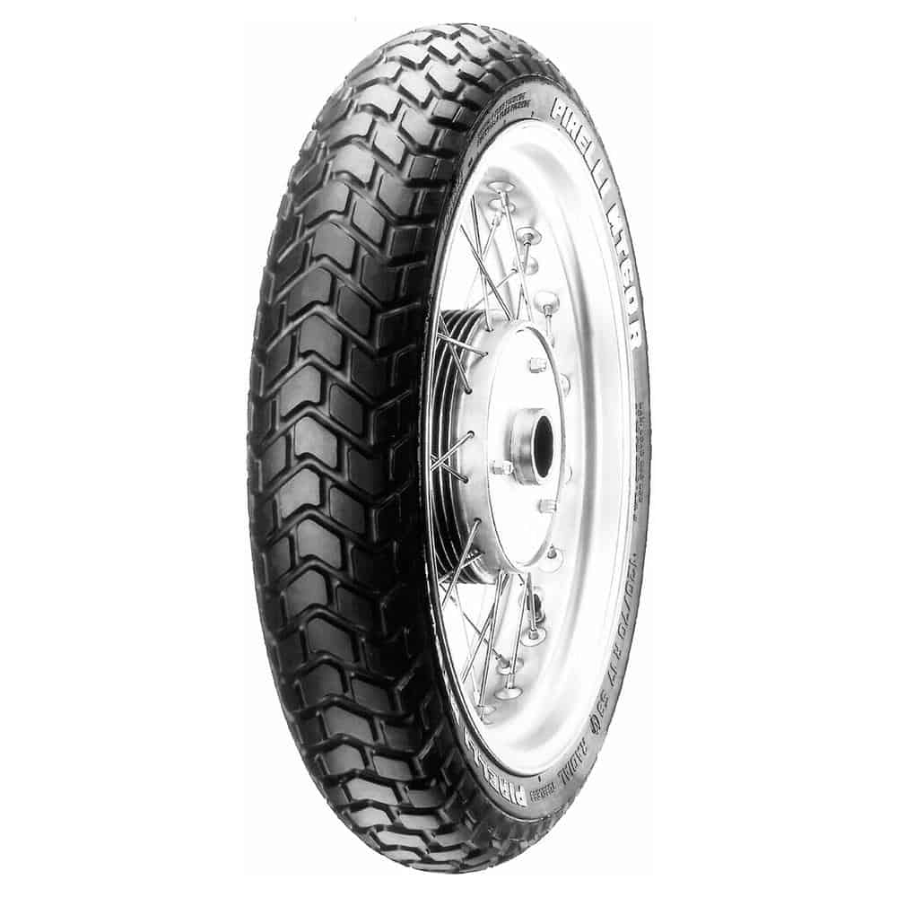 Pirelli MT 60 RS Front 110/80R-18 TL 58H