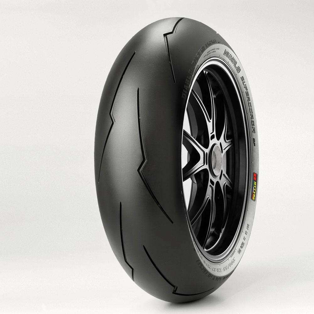 Pirelli DIablo Supercorsa SC V3 SC2 200/55ZR-17 78W TL