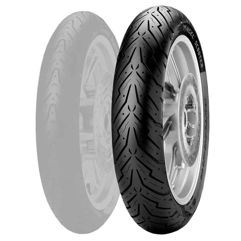 Pirelli Angel Scooter Rear 100/90-14 M/C Reinf 57P