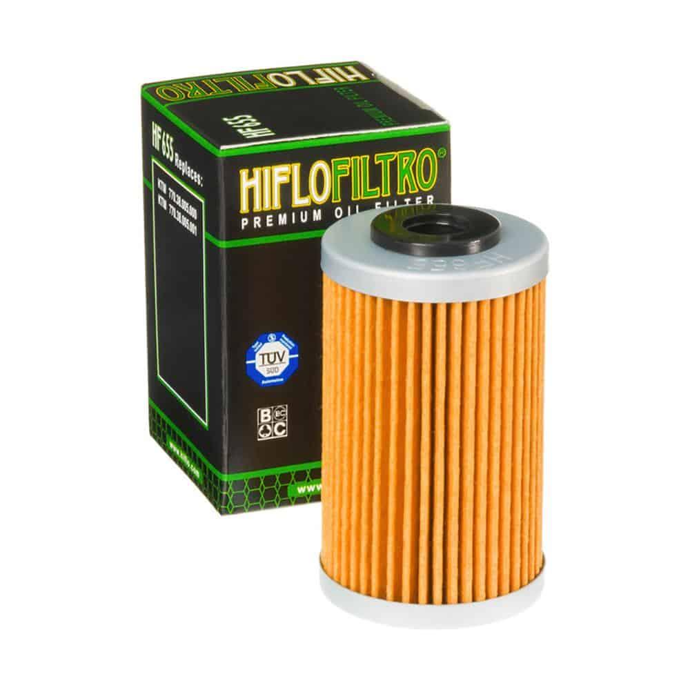 HiFloFiltro Oil Filter HF655 – KTM