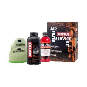 Motul HiFloFiltro Air Filter Kit 2 – Yamaha TTR125 TTR230