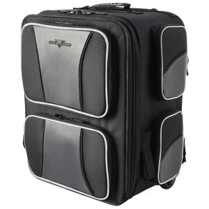 Nelson-Rigg Tailbag Highway Roller Wheelable Rear Rack Bag 42-50 Litres