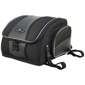 Nelson-Rigg Tailbag Weekender Black 31-40 Litres