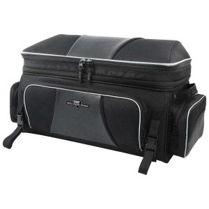 Nelson-Rigg Tailbag Traveler Black Rear Rack Bag 63-73 Litres