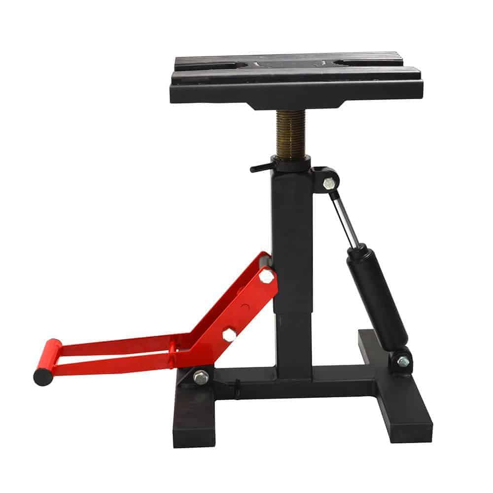 States MX – Bike Lift Stand – Adjustable Height Top