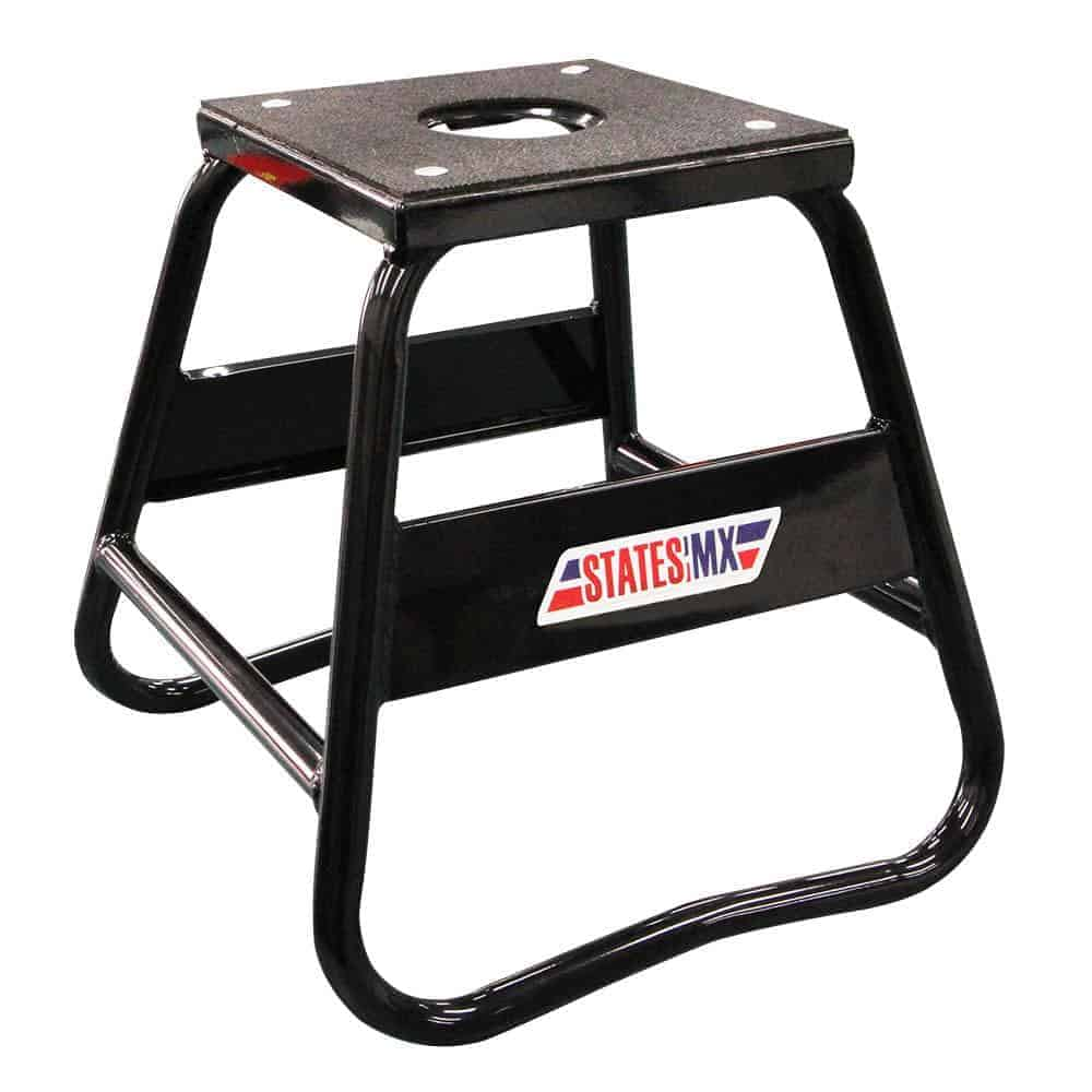States MX – Alloy MX Stand – Black