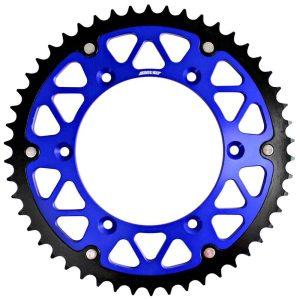 States MX Fusion Sprocket – Yamaha – Blue