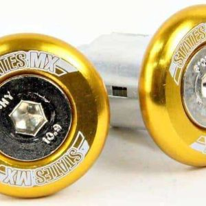 States MX Bar Ends – Gold