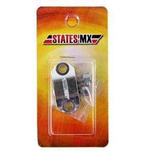 States MX Brake Master Cylinder Rotator Clamp – Silver