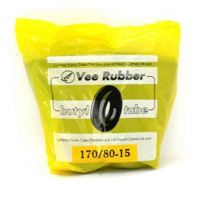 Vee Rubber – Heavy Duty Tube – 1.5mm – 170/80-15 90   Right Angle Steel Valve