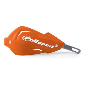 Polisport Touquet Handguards – Orange