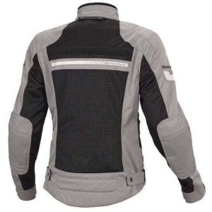 Macna Rush Ladies Jacket – Black / Grey