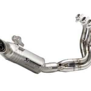 Akrapovic Titanium Full Exhaust System – MT-09