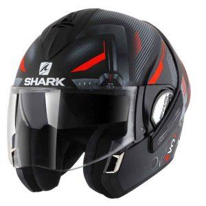 Shark Evoline 3 Shazer Mat KRS Convertible Helmet