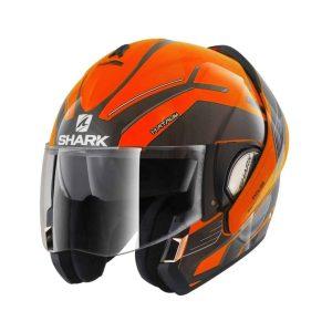 Shark Evoline 3 Hataum HV Oka Convertible Helmet