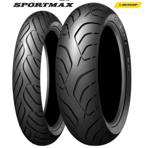 Dunlop RoadSmart 3 Rear Tyre – 190/50-ZR17