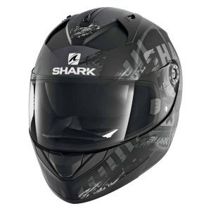 Shark Ridill Skyd Mat Black / Grey / White
