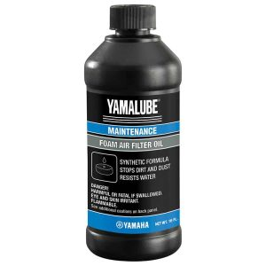 Yamalube Foam Air Filter Oil – 473mL