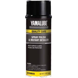 Yamalube Spray Polish & Instant Detailer