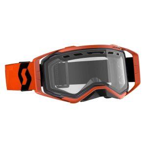 Scott Prospect Enduro Goggle Black / Orange