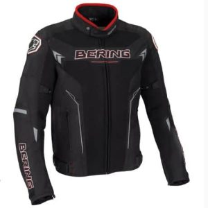 Bering Mistral Jacket – Black / Red