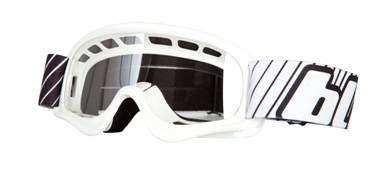 Blur B-Zero Youth Goggles – White