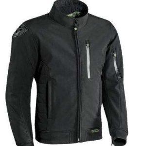 Ixon Soho Textile Jacket Black/Khaki