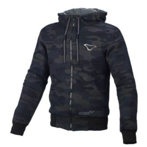 Macna Nuclone Jacket – Black / Grey