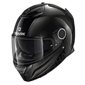 Shark Spartan Carbon Skin Black Helmet