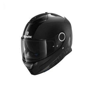 Shark Spartan Dual Black Helmet