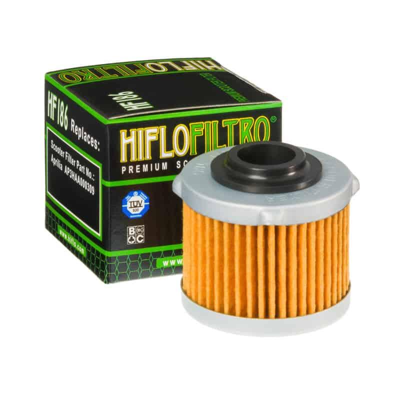Hiflo Oil Filter HF186
