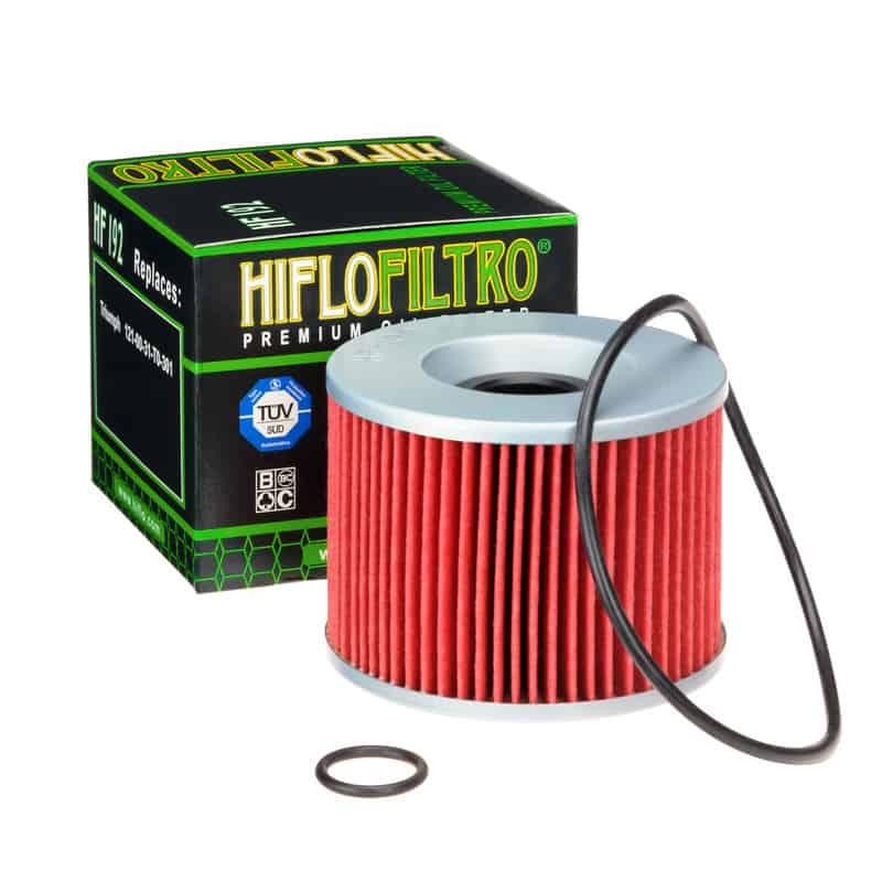 Hiflo Oil Filter HF192