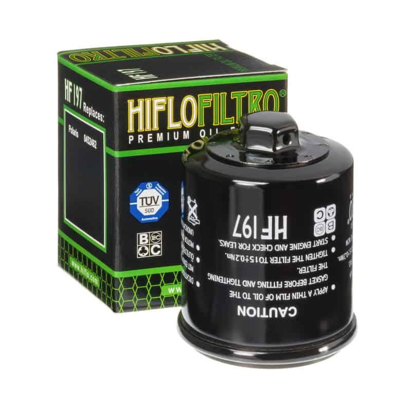 Hiflo Oil Filter HF197