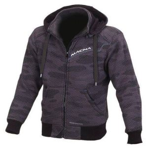 Macna Freeride Cotton Hoody – Dark Camo