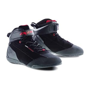 Ixon Speeder WP Black Red Boots