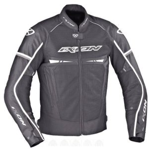 Ixon Pitrace Jacket Black / White
