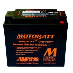 Motobatt MBTX20UHD YTX20BS Battery