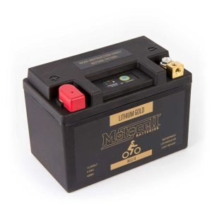 Motocell MLG14 48WH Lithum Gold LiFePO4 Battery