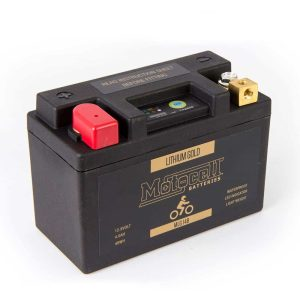 Motocell MLG14B 48WH Lithium Gold LiFePO4 Battery