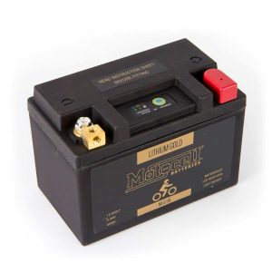 Motocell MLG18L 60WH Lithium Gold LiFePO4 Battery