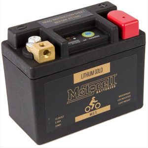 Motocell MLG7L 24WH Lithium Gold LiFePO4 Battery
