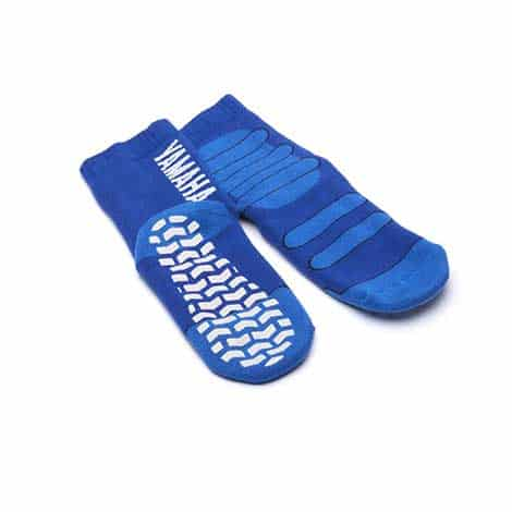 Yamaha Racing Kids Socks – Blue
