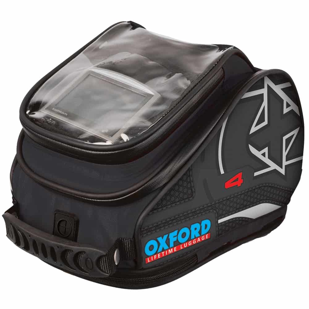 Oxford X4 Tank Bag QR