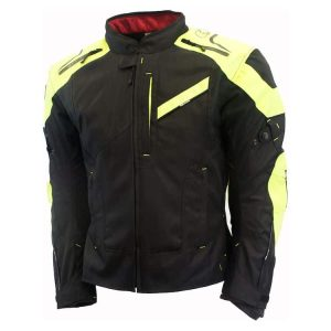 Oxford Estoril 2.0 Jacket Black / Fluro