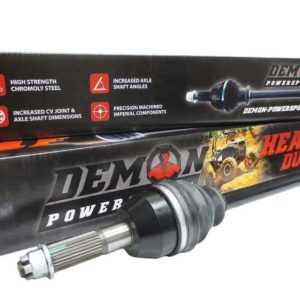 Demon Powersports Front Heavy Duty Axle YXZ1000
