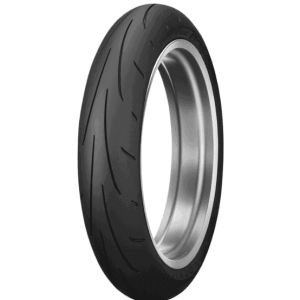 Dunlop Q3+ Front Motorcycle Tyre 120/70ZR17 58W