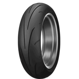Dunlop Q3+ Rear Motorcycle Tyre 180/55ZR17 73W